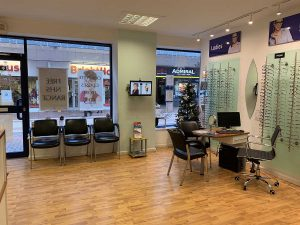 Our Optician Services