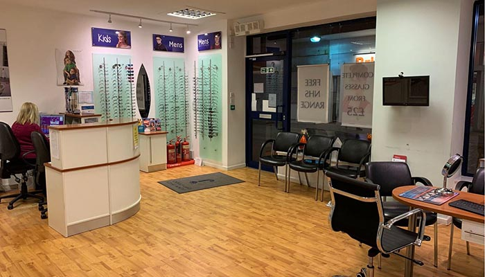 Jennings Opticians in Wythenshawe
