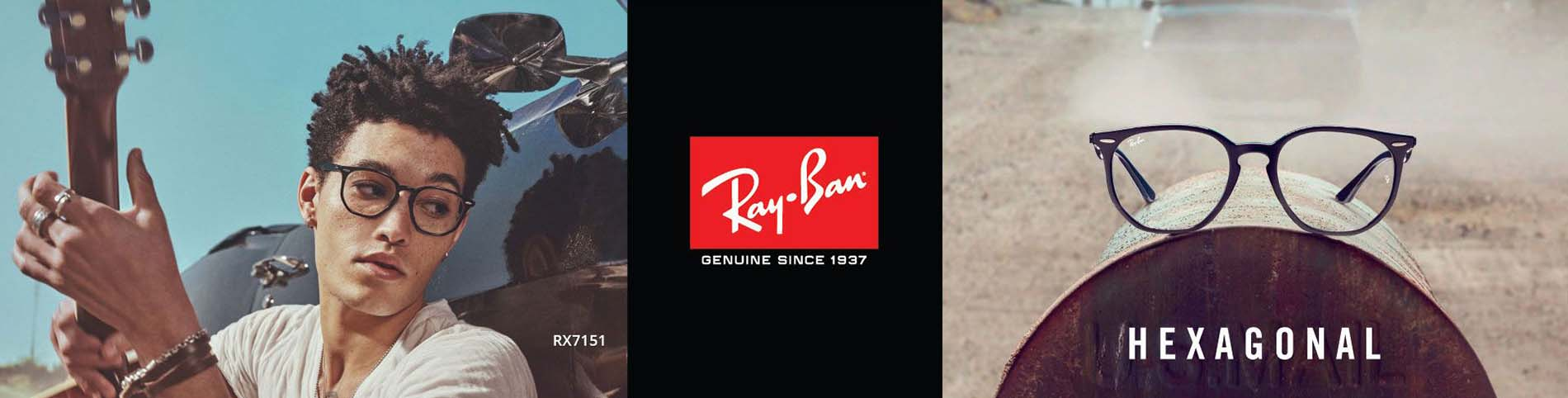 Buy Ray-Ban Glasses - Jennings Opticians